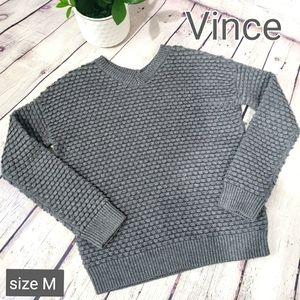 Vince Gray Knitted Sweater for kids size M